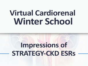 Virtual Cardiorenal Winter School - Impressions of ESRs