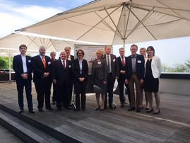 SFB/TRR219 meets Minister of State Annette Widmann-Mauz