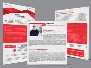 Newsletter 1st Issue