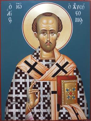 Ιερός Χρυσόστομος: Ο μύστης της Θ. Ευχαριστίας και η επικαιρότητά του!