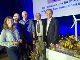 Prof. Wilhelm Jahnen-Dechent - Winner of the 6th Innovation Award