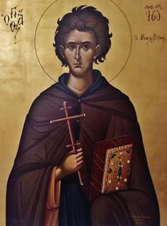 Άγιος Πορφύριος : «Συλλαβιστὰ διάβαζα τὸ βίο τοῦ Ἁγίου Ἰωάννου τοῦ Καλυβίτου, καὶ θέλοντας νὰ τὸν μι
