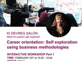 Interactive Workshops on Career Orientation