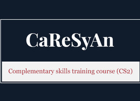 CaReSyAn Complementary skills training course (CS2)
