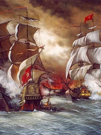 Κανάρης: Η ζωντανή σημαία του Γένους