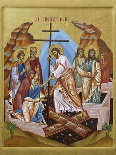 Αναστάσιμες σκέψεις  από τον Άγιο Ιωάννη Χρυσόστομο