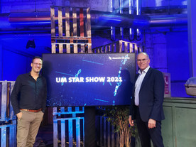 CaReSyAn-ESR11 Rogier Veltrop selected for the University Maastricht STAR show
