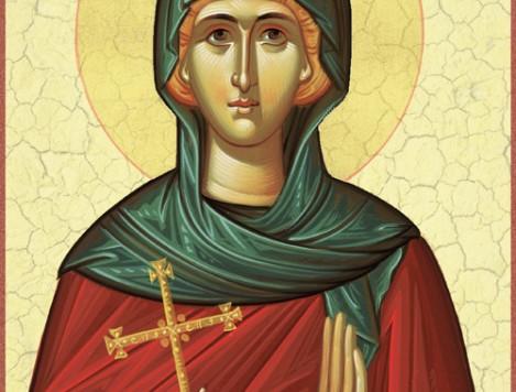 Αγία Υπομονή, μητέρα του Κωνσταντίνου Παλαιολόγου