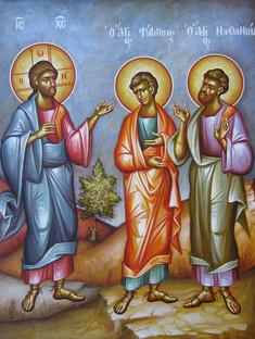 Κυριακή Α' Νηστειών (Ορθοδοξίας) – Η εμπειρία της εν Χριστώ ζωής