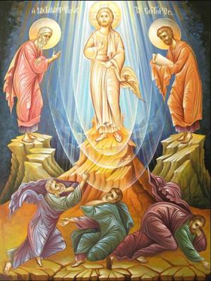 Λόγος στη Μεταμόρφωση του Σωτήρος, Αγίου Λουκά Αρχιεπισκόπου Κριμαίας