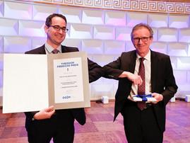 Theodor Frerichs Prize 2021 awarded to Prof. Rafael Kramann by German Society for internal medicin