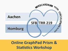 Online GraphPad Prism & Statistics Workshop