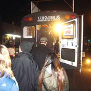ArtIsMobilUs as Mobile Art Gallery.JPG