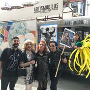 ArtIsMobilUs as Campaign Vessel