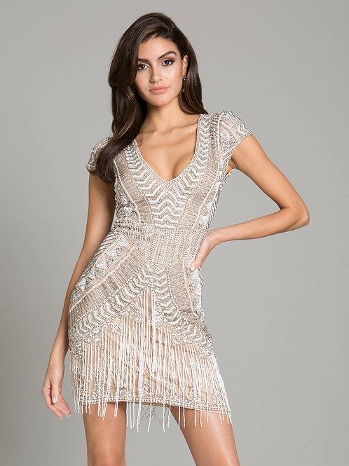 Brooklyn Beaded Dress- Style 29889