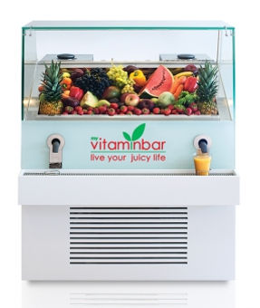 Vitaminbar machine