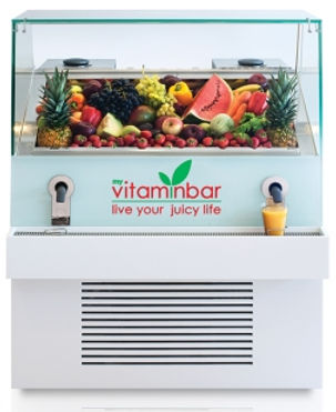 Vitamin bar machine