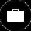 travel-luggage-inside-a-black-circle-bac