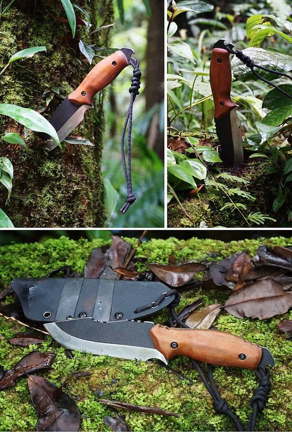 estrela v2 jungle blade full tang