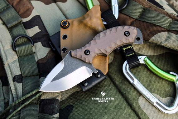 Franky4fingers edc couteau de cou