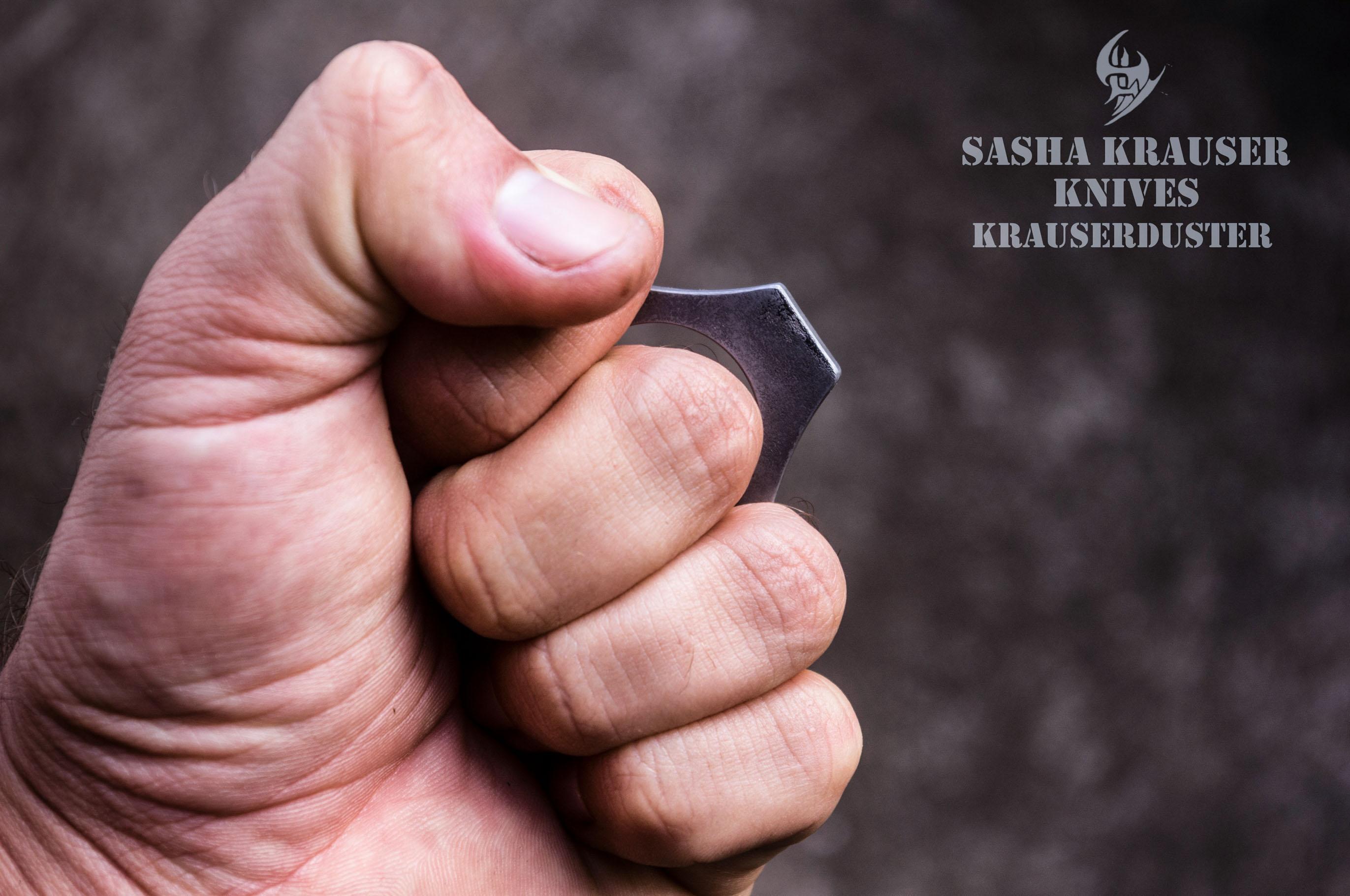 Knuckledusters alternative defense