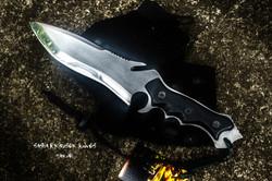 Pariah couteau combat resident evil