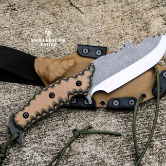 estrela V2 sasha krauser knives