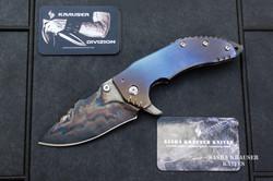K3 couteau de poche indestructible