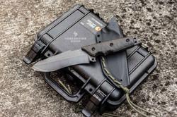 Krusader unbreakable knife