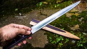 yanagiba Urasuki couteau cuisine japonais