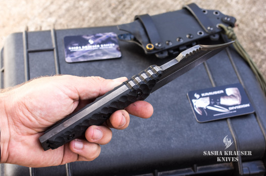 wharncliffe tactical blade