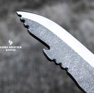 estrela V2 drop point bushcraft knife