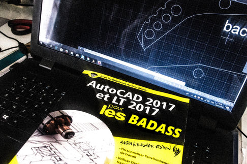 autocad cao modeling