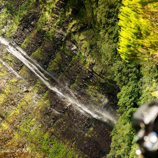 cascade takamaka île Réunion