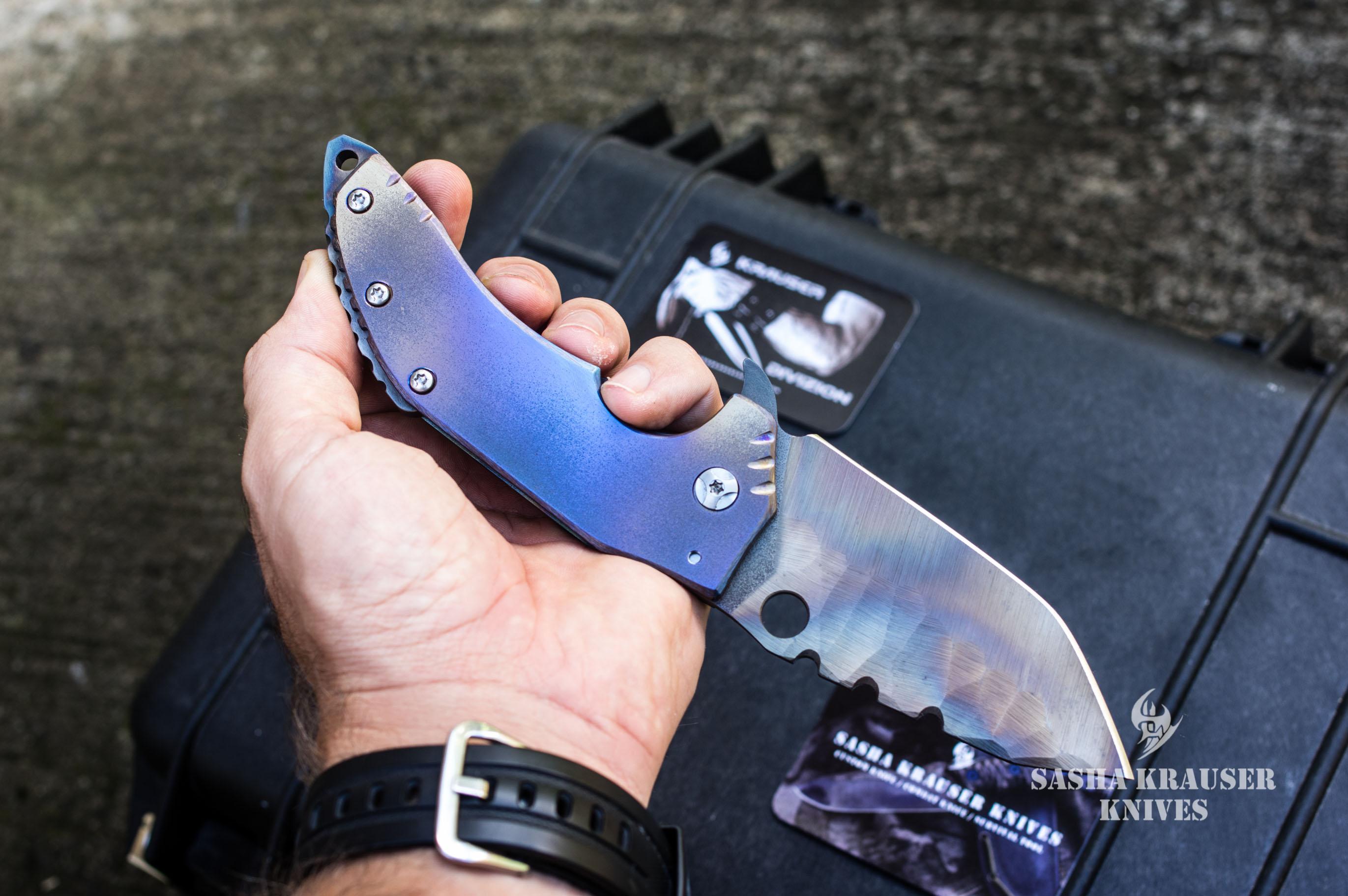 katharsys k1 tanto folding knife