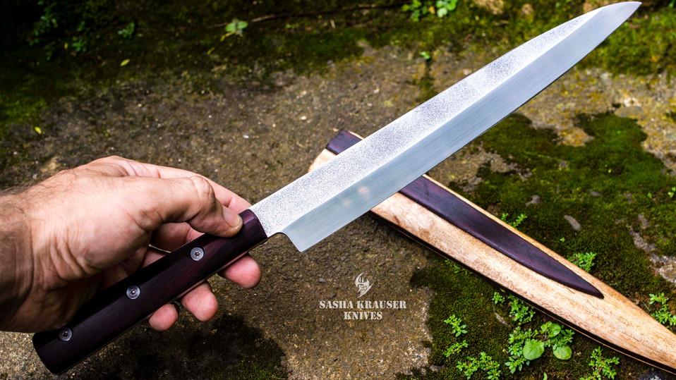 yanagiba couteau de cuisine japonais