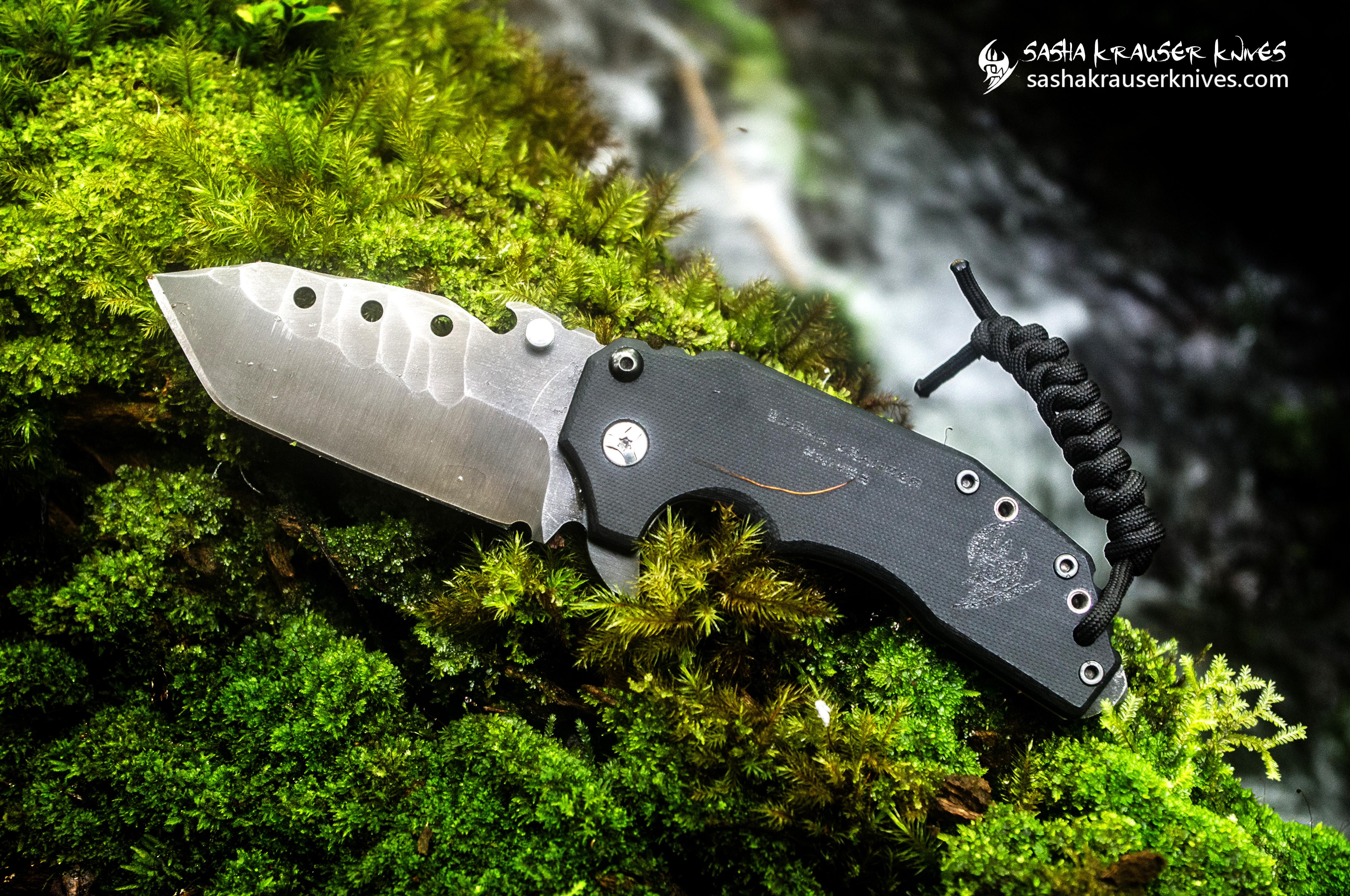 katharsys folding tanto knife edc