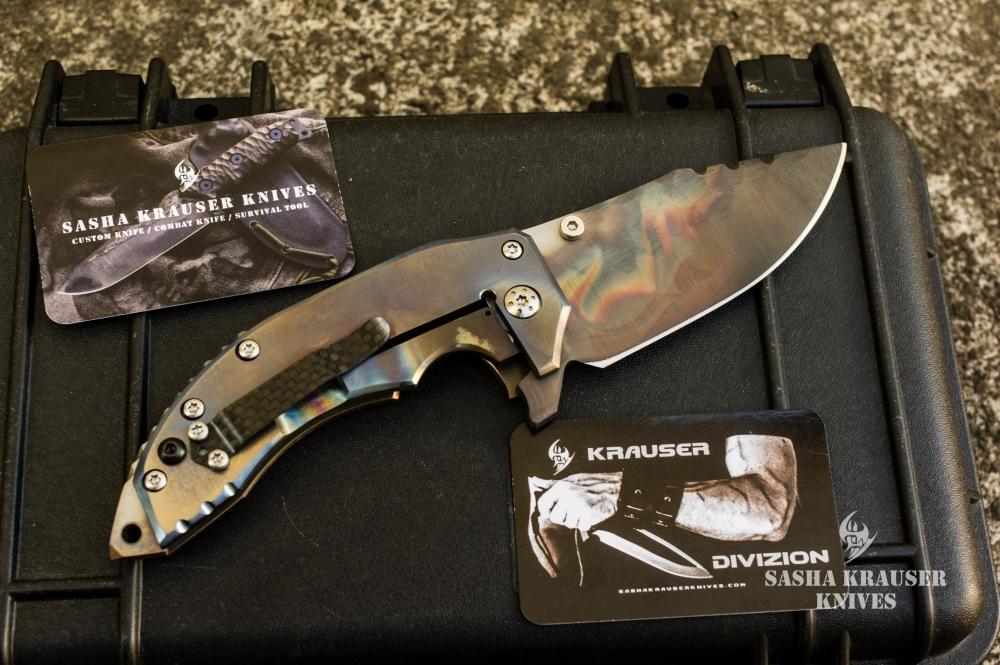 katharsys big frame lock knife