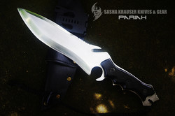 Pariah tactical knife zombie re4