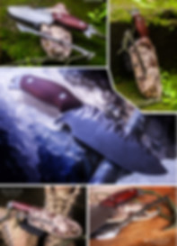 estrela reptilian bushcraft toxified knife