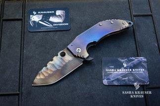 katharsys  tanto folder knives