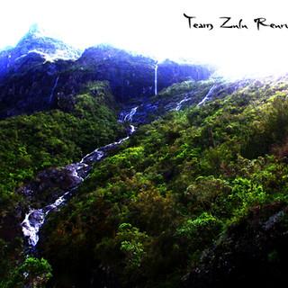 cascade route Cilaos Ilet à cordes