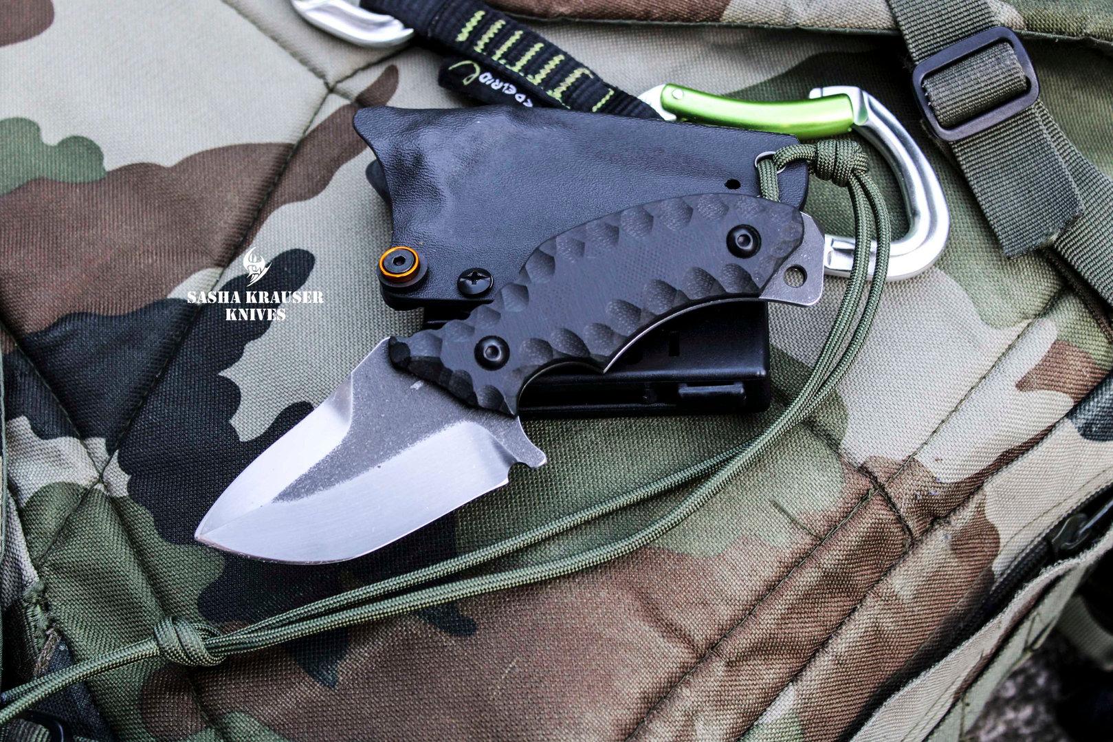 francky4fingers small knife edc backup
