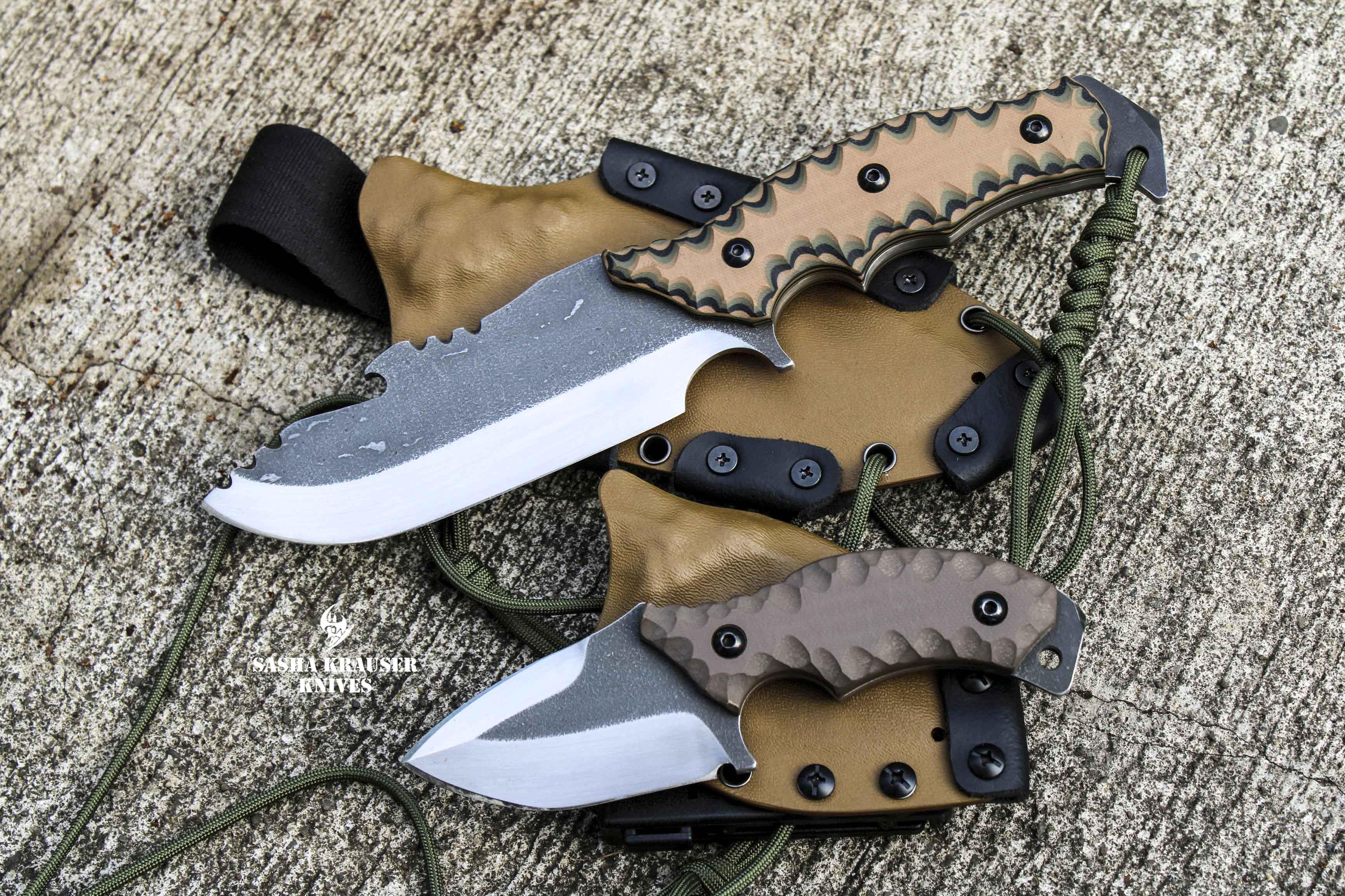 Estrela V2 franky4fingers knife