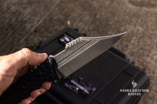 wharncliffe tactical knife