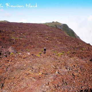 sommet du piton des neiges Réunion