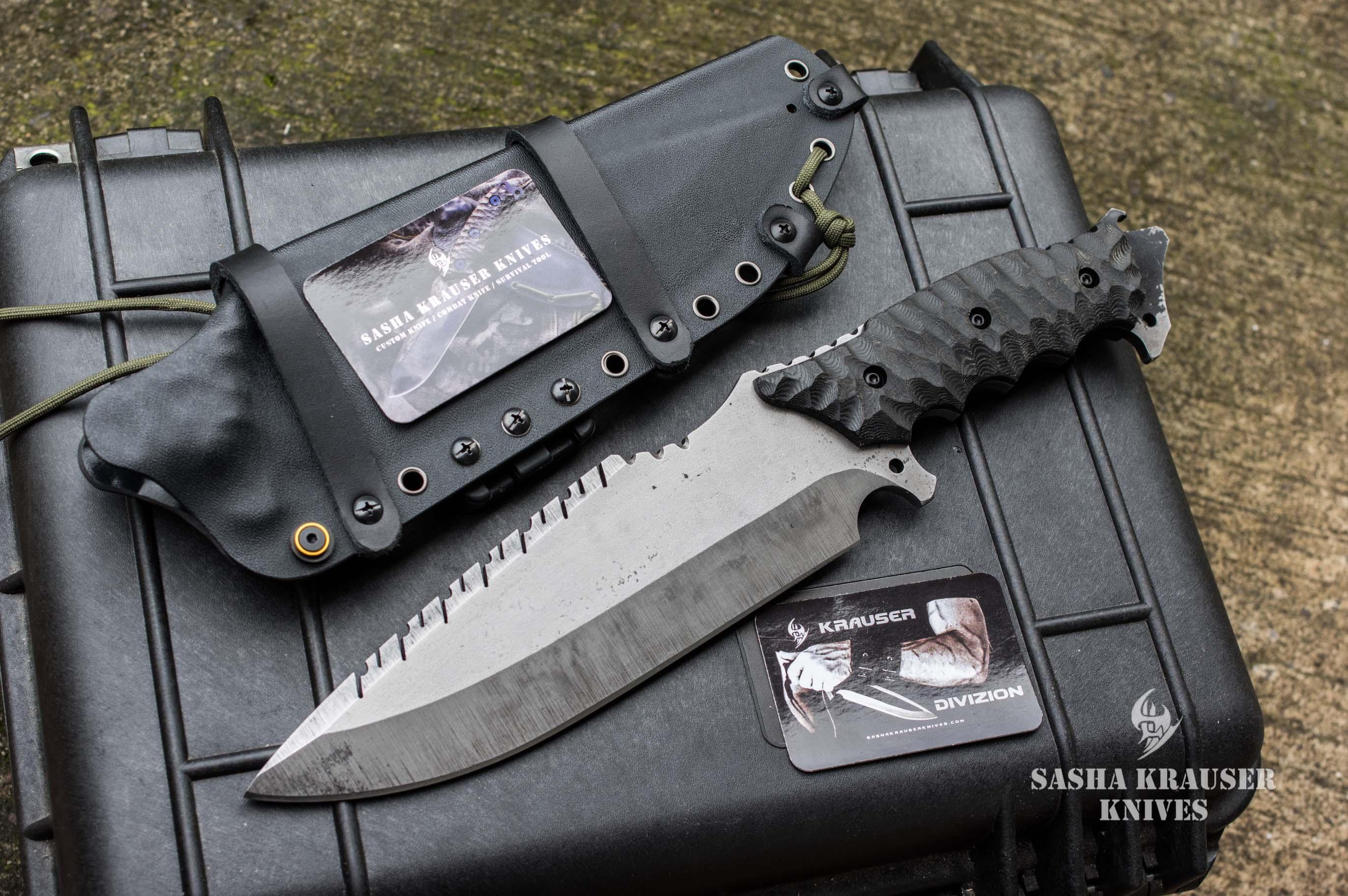 clegan best survival hunting knife