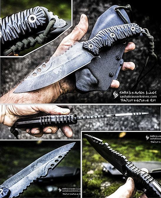 phantom zombie apocalypse badass knife