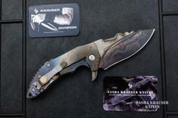 couteau de poche outdoor indestructible