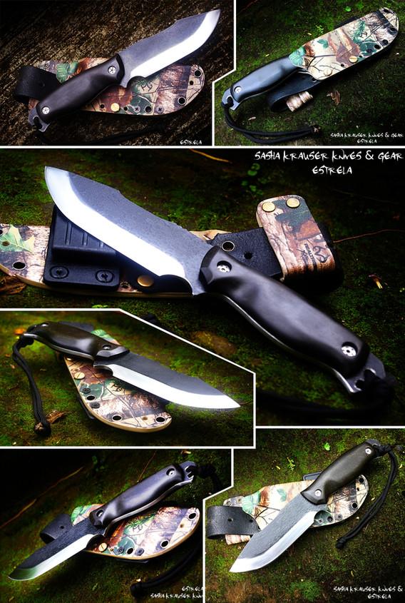 estrela v2 custom fulltang blade